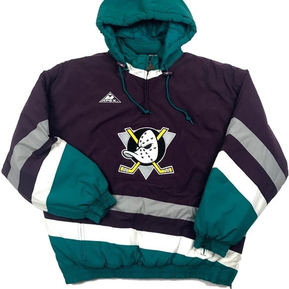 b4beec913 Apex One Other - Vintage Anaheim Mighty Ducks Jacket Large NWOT
